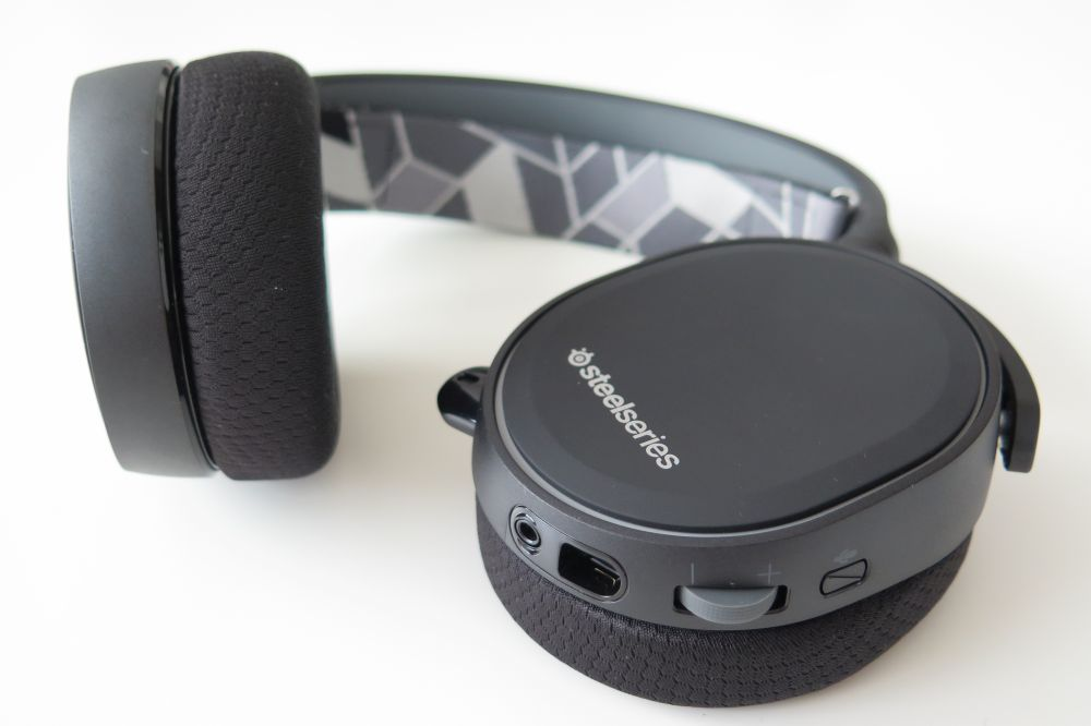 SteelSeries Arctis3 3D