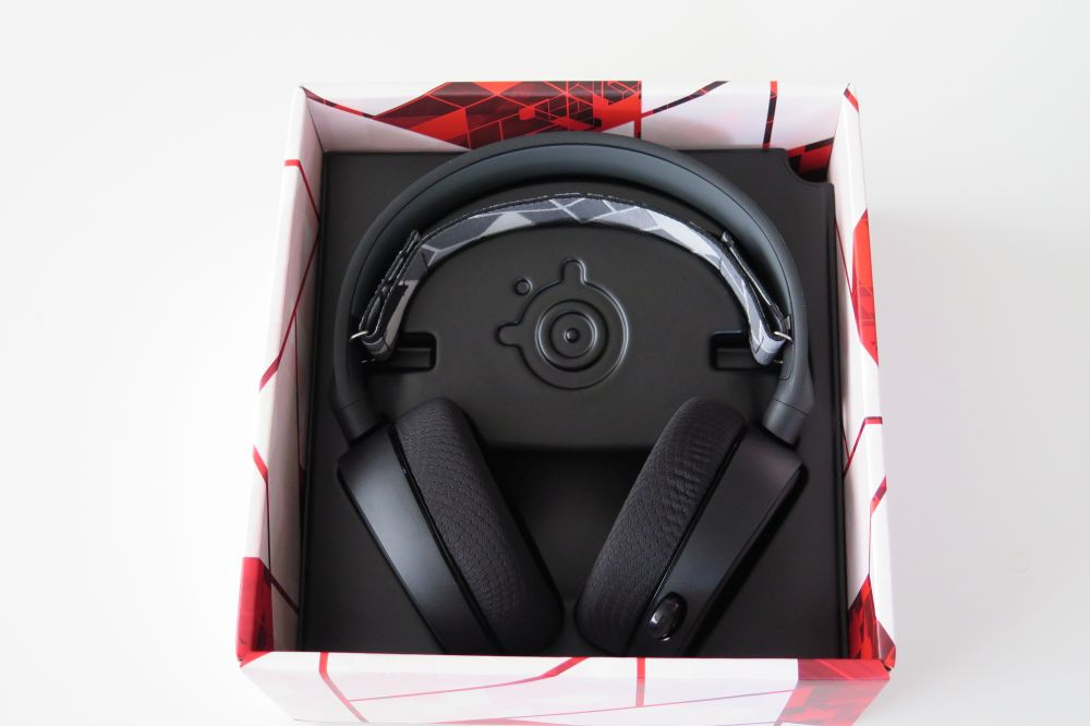 SteelSeries Arctis3 inbox