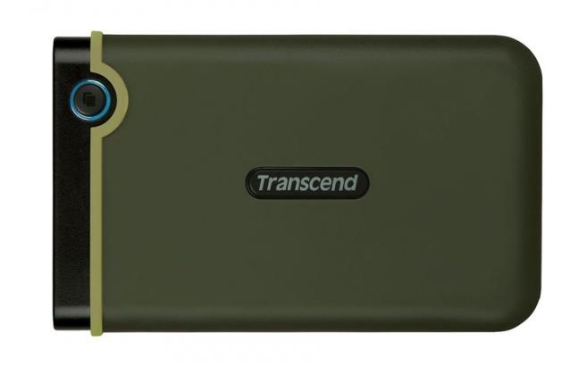Obľúbené externé disky Transcend dostali nové, tenšie puzdrá