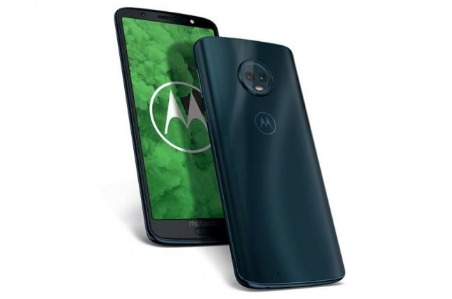 Motorola predstavila tri nové modely rodiny moto g