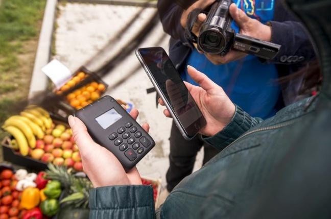 Telekom pripravil pre podnikateľov mobilné platobné terminály