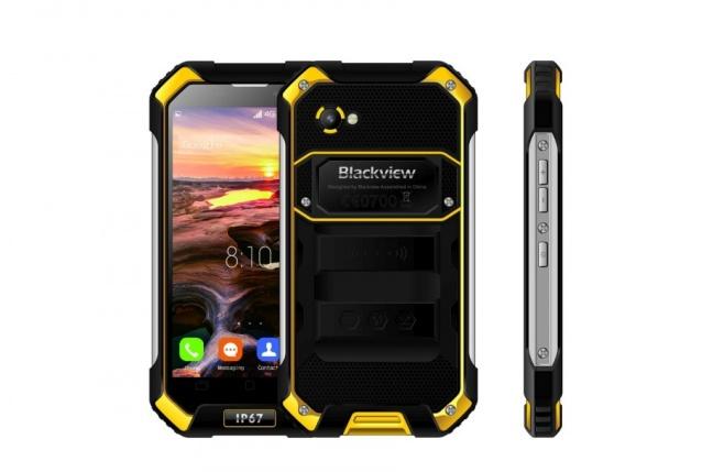 Blackview má odolný smartfón BV6000 s Helio P10
