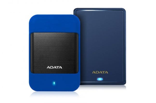 ADATA uvádza externé pevné disky HD700 a HV620S