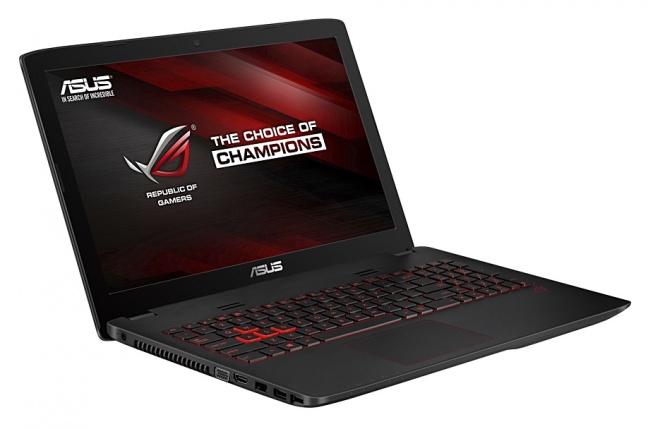 Asus ROG GL552J je herný notebook, ktorý vás nezruinuje