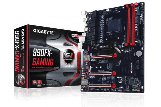 Testovali sme základnú dosku Gigabyte GA-990FX Gaming