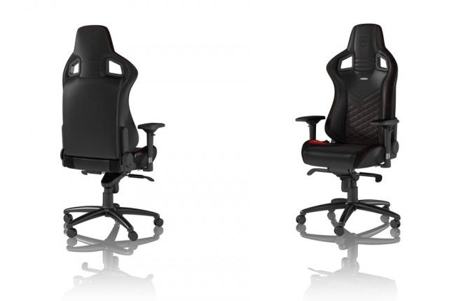 noblechairs ponúka luxusné stoličky pre hráčov