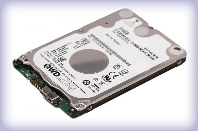 WD PiDrive pre Raspberry Pi je dostupný na našom trhu