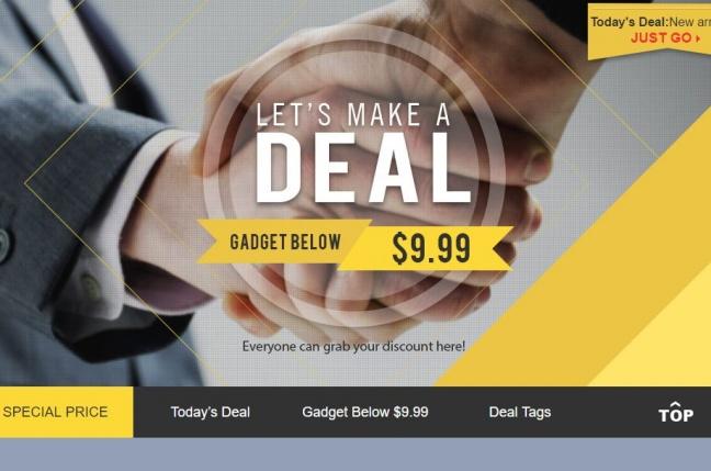 Letný výpredaj gadgetov v eshope GearBest.com