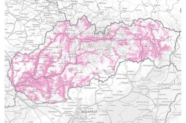 Telekom pokrýva LTE sieťou viac ako tri štvrtiny populácie Slovenska
