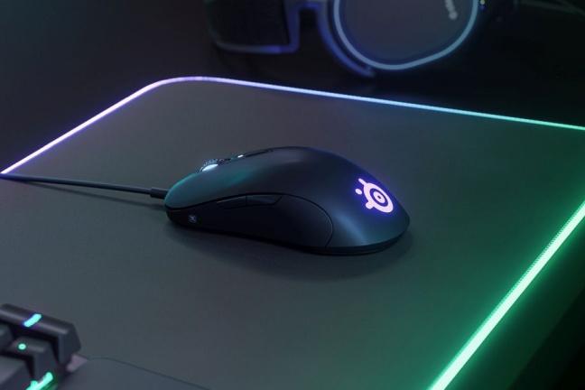 SteelSeries uvádza myš Sensei Ten so senzorom TrueMove Pro