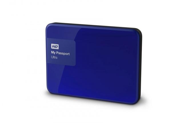 Obľúbené externé disky WD My Passport majú už 4 TB