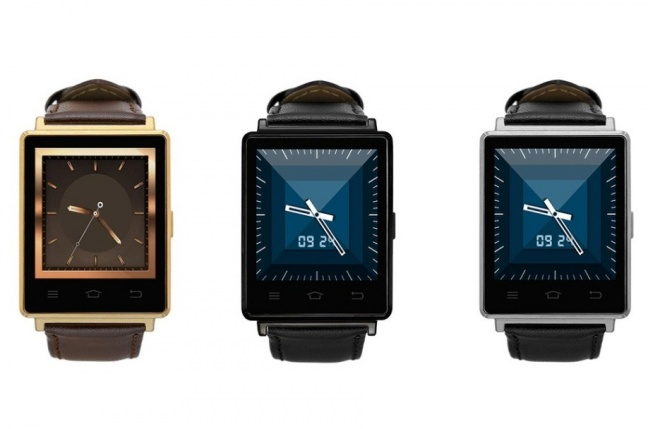 NO.1 D6 sú veľké smart hodinky s 3G pripojením a Androidom