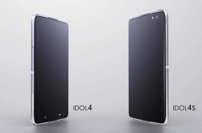 Smartfóny Alcatel IDOL 4 pripravené na virtuálnu realitu
