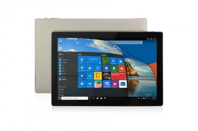 Teclast Tbook 10 je lacný desaťpalcový tablet s Intelom