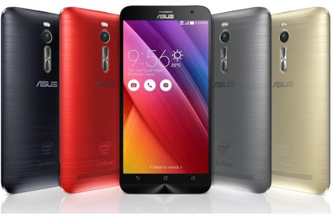 Smartfón ASUS ZenFone 2 v 16 GB verzii len za 175 USD
