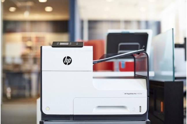 HP mení kancelársku tlač novými produktmi PageWide