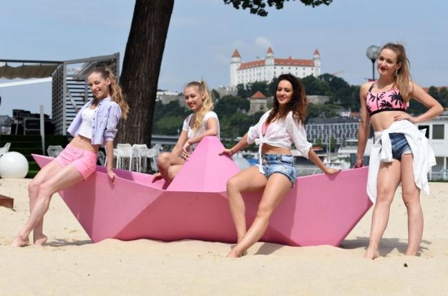 Magio pláž  sľubuje najlepšiu dovolenku v Bratislave