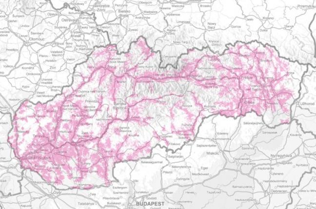 Telekom pokrýva LTE sieťou už 78 percent populácie Slovenska