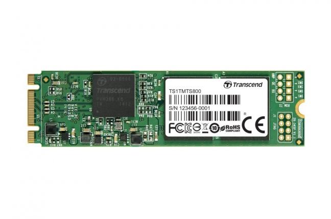 Transcend predstavil M.2 SSD s kapacitou 1 TB