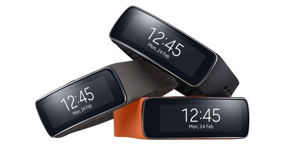 Aj Samsung má inteligentný fitness náramok - PCNews.sk eb49a7774de