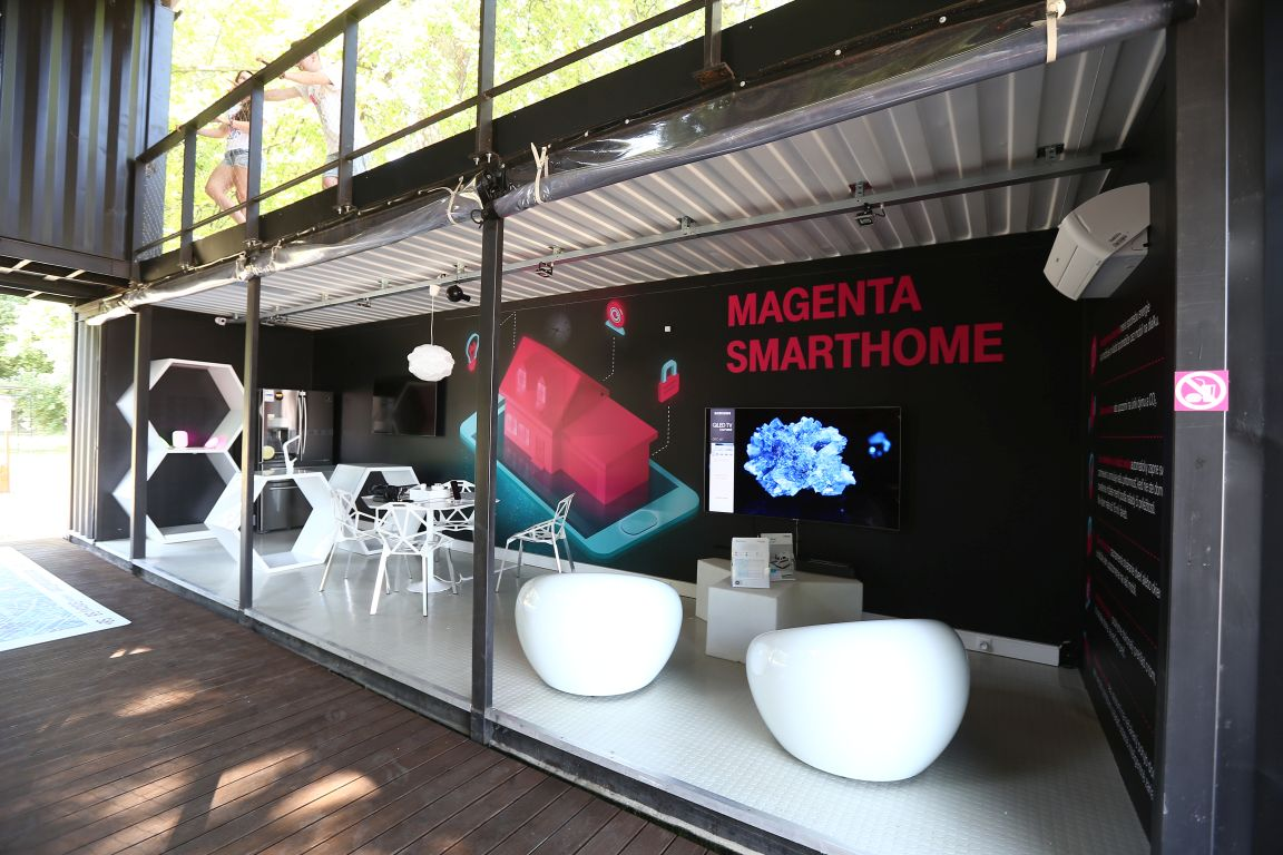 Magio plaz smart home