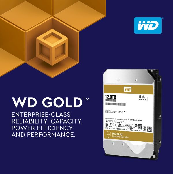 WD gold12 2