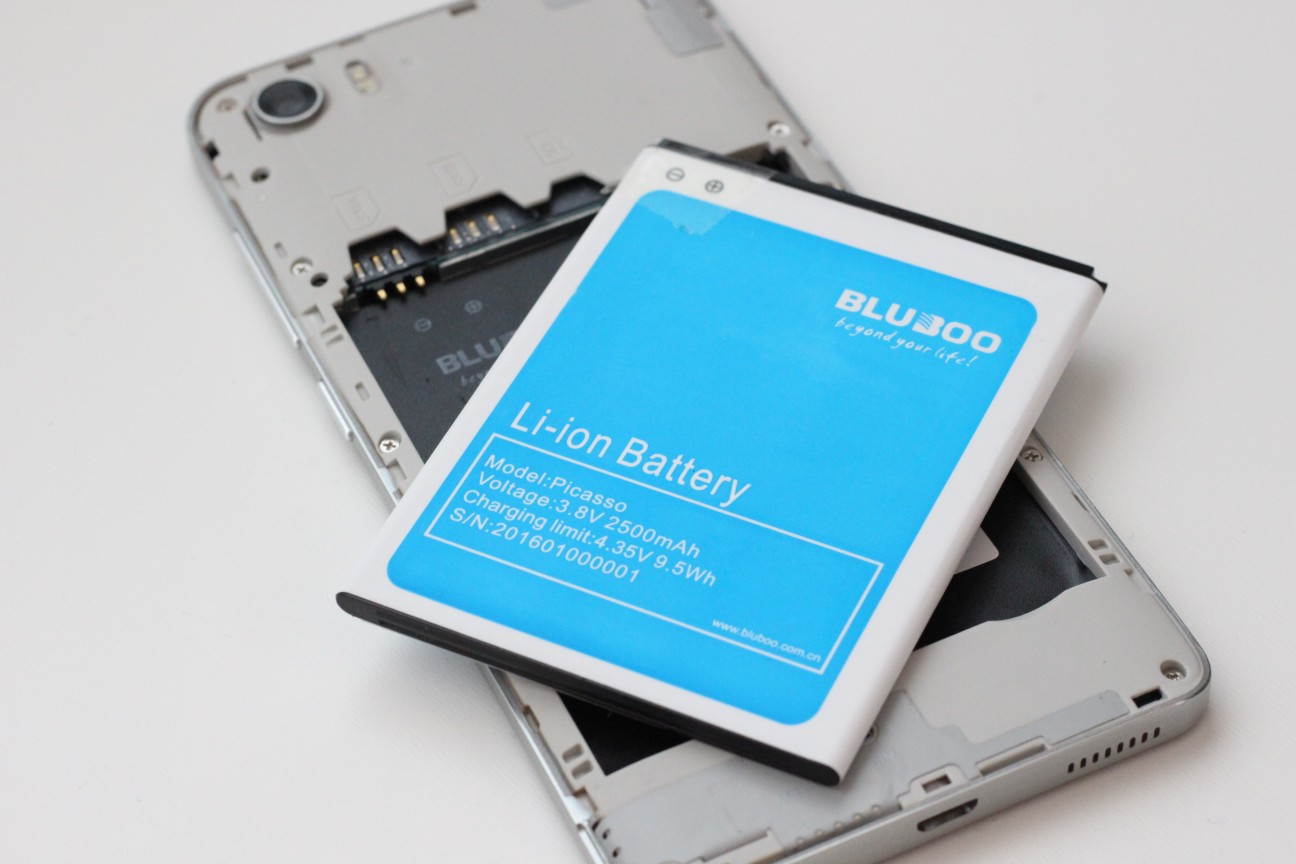 bluboo picasso battery