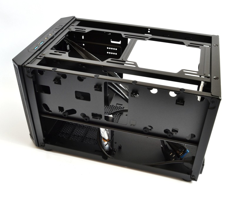 fractal design core 500 10 tray