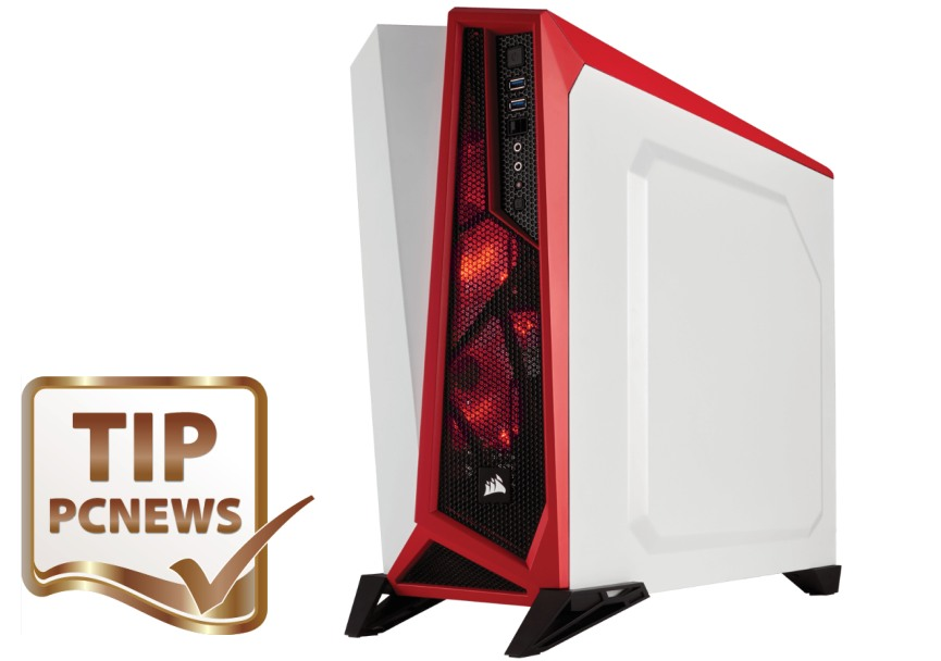 corsair spec alpha award