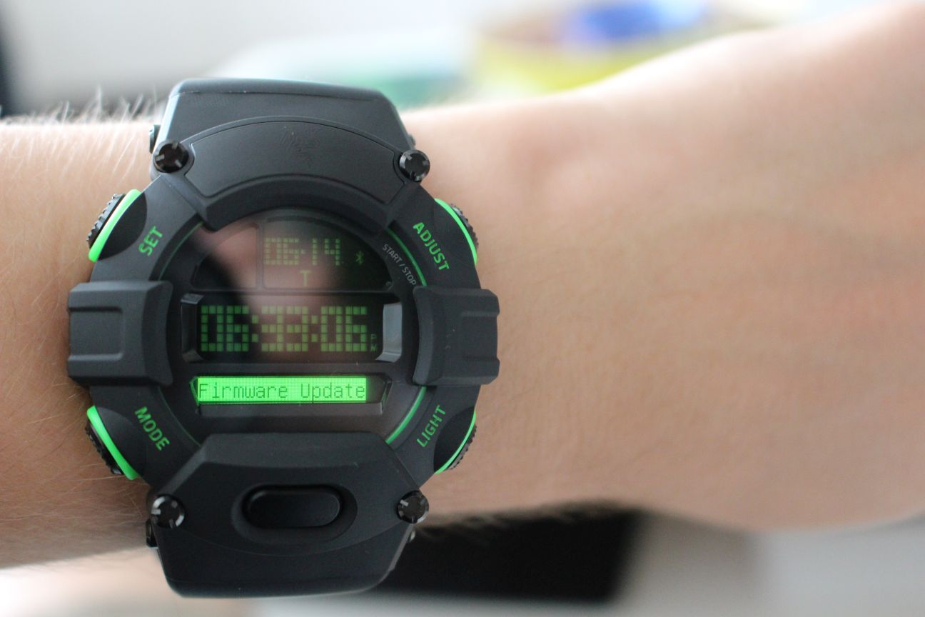 razer nabu watch fw update