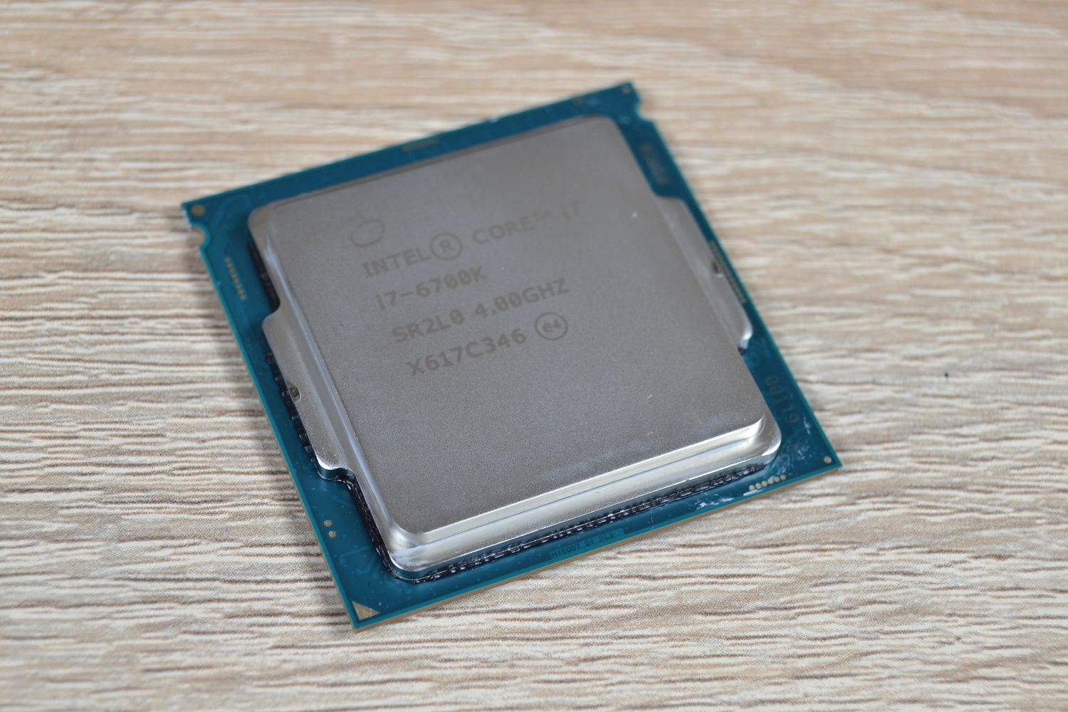 Intel PC 02 CPU