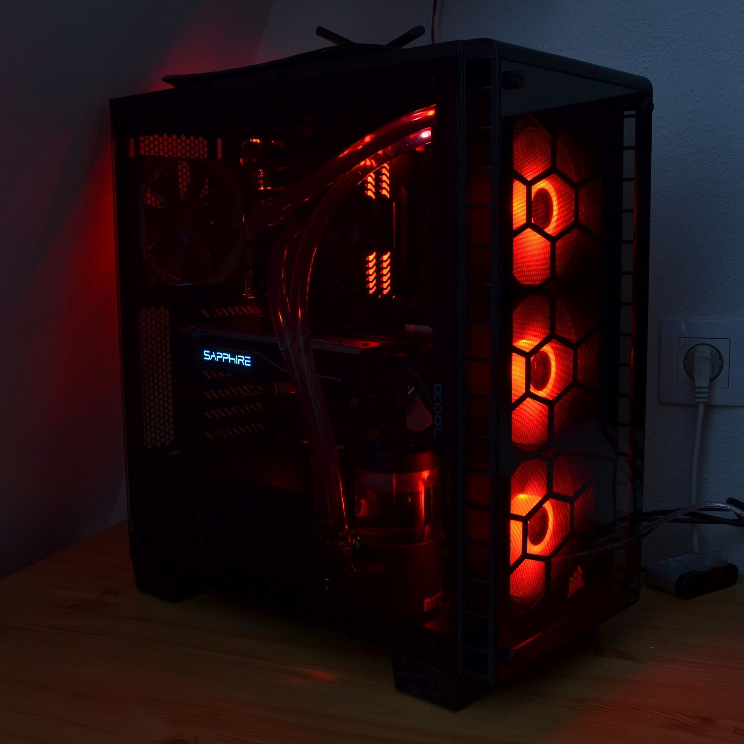 Intel PC 08 case