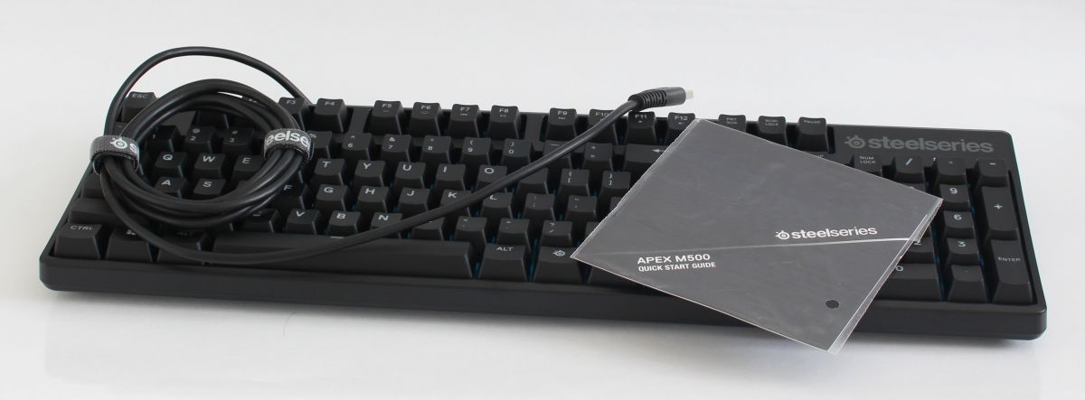 steelseries apex m500 3D
