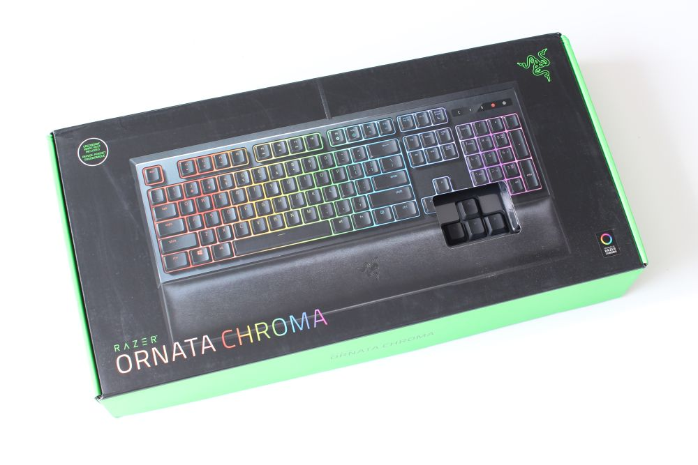 razer ornata box