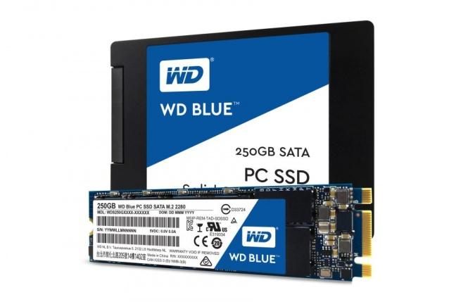 Western Digital uvádza svoje prvé klientské SSD