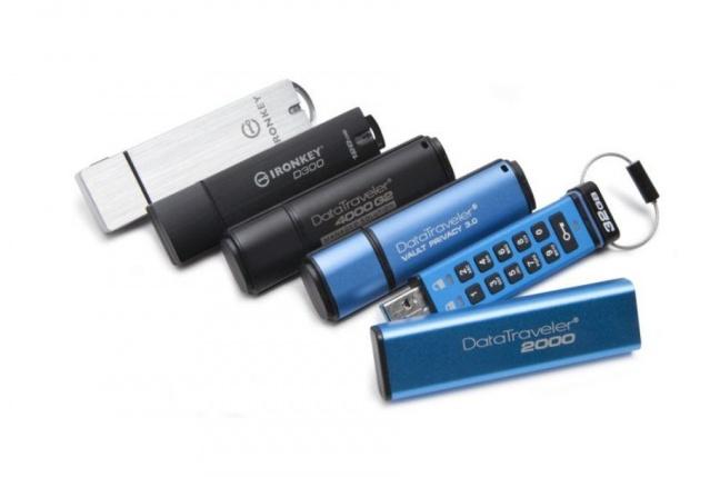 Bezpečené dáta aj na USB diskoch