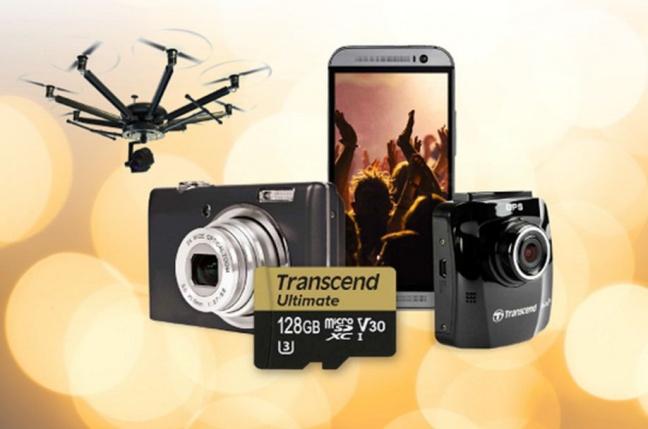 Transcend uvádza rýchle microSD USH-1 karty
