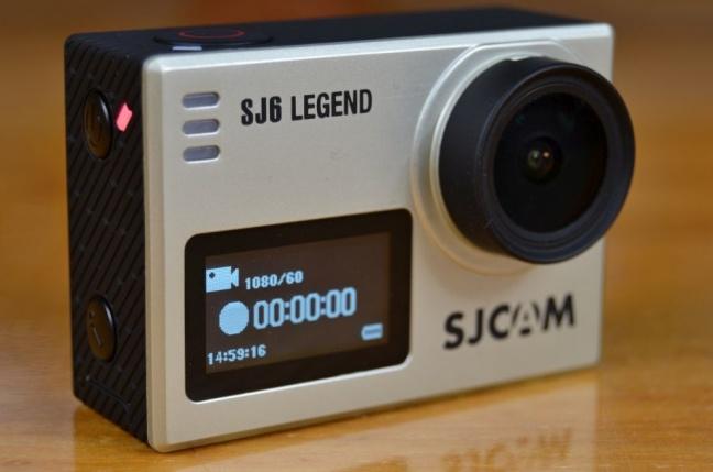 Testovali sme akčnú kameru SJCAM SJ6 Legend