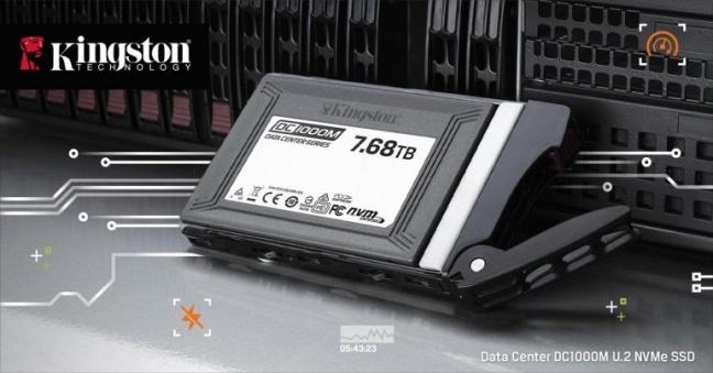 Kingston uvádza všestranne použiteľný NVMe SSD