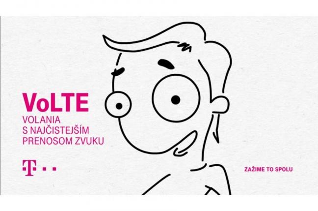 Telekom spustil komerčnú prevádzku VoLTE