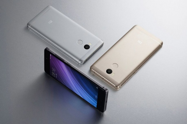 Xiaomi Redmi 4 je v predpredaji, v 32 GB verzii za 200 USD