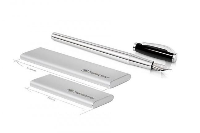 Transcend predstavil kompaktné puzdrá pre M.2 SSD