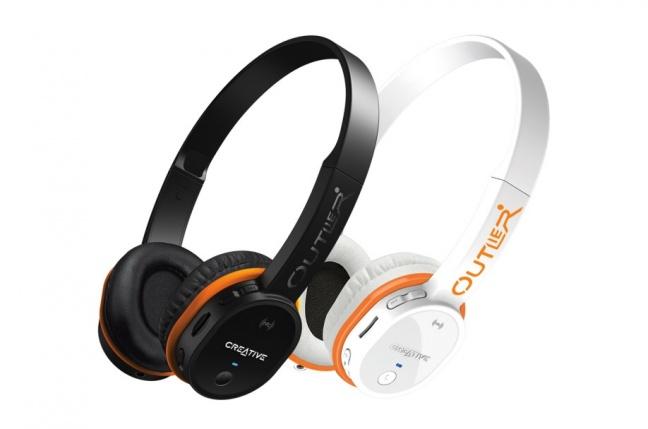 Creative Outlier sú bezdrôtové slúchadlá s fitness funkciami 85720c91a14