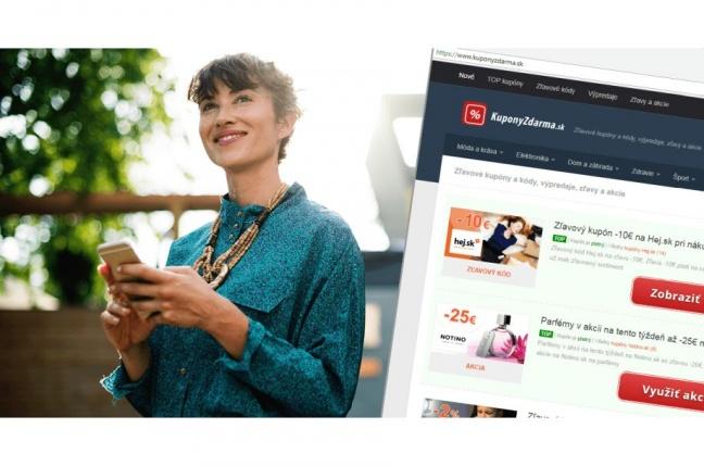 Zľavové kupóny: Ako pri nákupoch cez internet ušetríte viac