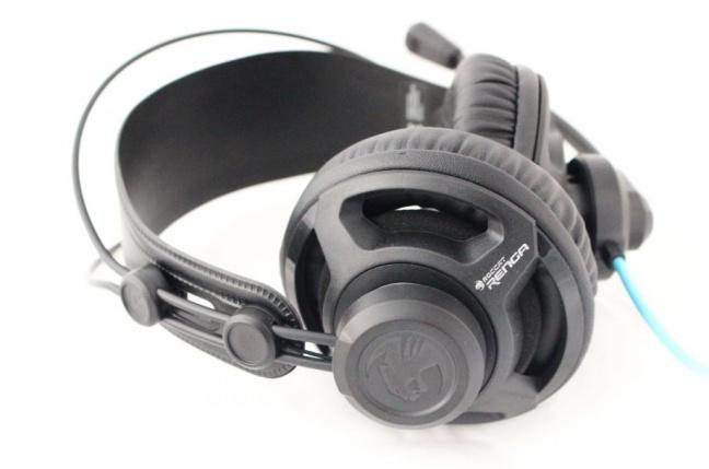 Testovali sme lacný herný headset Roccat Renga
