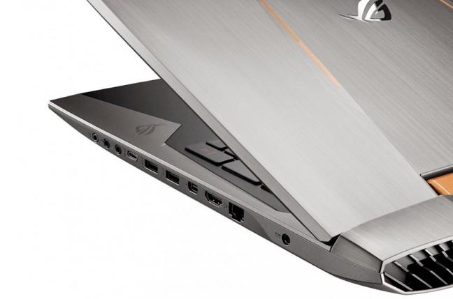 Testovali sme herný notebook Asus ROG G752VT