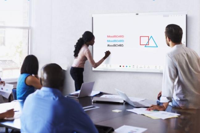 Huawei ponúkne firmám i školám IdeaHub