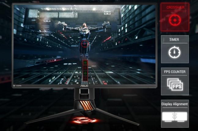 Hrali sme sa na špičkovom monitore ASUS ROG Swift PG258Q