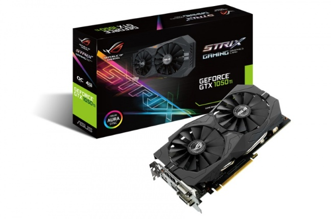 Testovali sme grafickú kartu ASUS ROG Strix GeForce GTX 1050 Ti OC