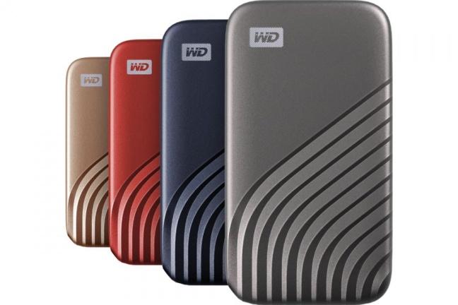 My Passport SSD je pokračovateľom obľúbenej série externých diskov